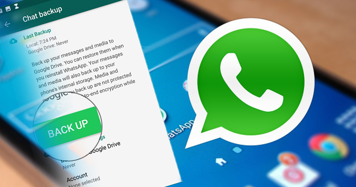 WhatsApp bug that could be eating your data without your notice