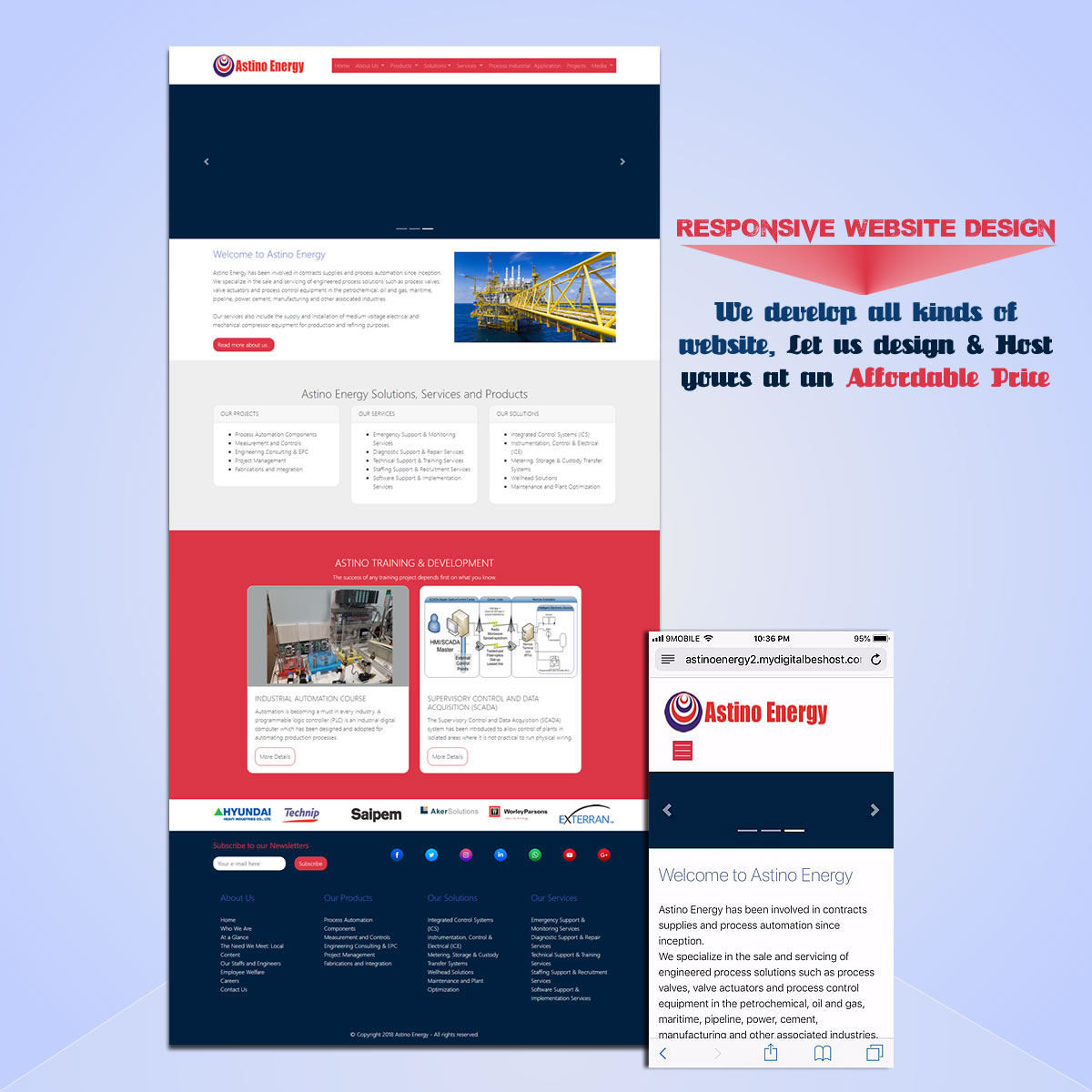 How can a website help your business
