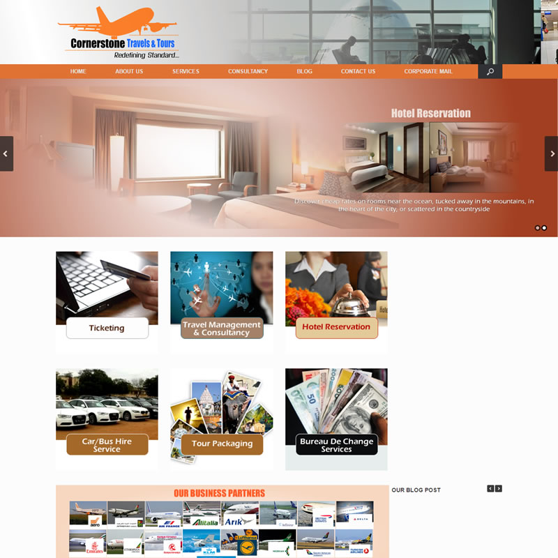 Website-Design-for-Cornerstone-Travels-and-Tours