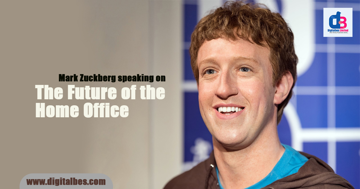 The Future of the Home Office by Mark Zuckerberg